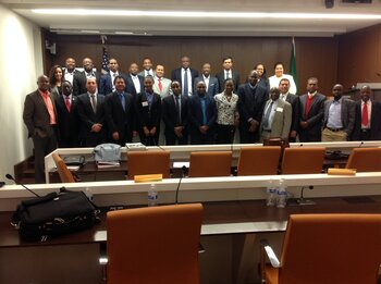 AfDB concludes pioneering training for USA-based African foreign missions in export and investment promotion