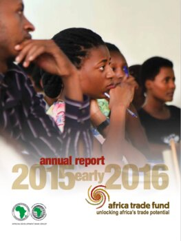 AfTra Annual Report 2015 – Early 2016