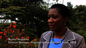 Interview with Moono Mupotola