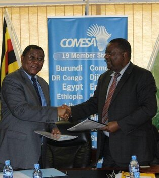 AfTRA Funds COMESA Trading for Peace Programme
